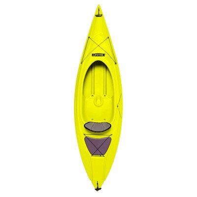 "90216 Lifetime Boyd Sit-Inside Kayak, Yellow, 9'8"" by Lifetime OUTDOORS"