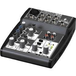 Behringer Xenyx 502 Mixer (Standard)