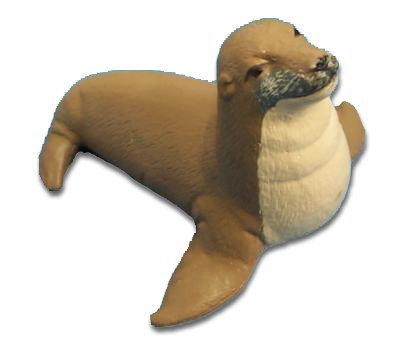 Science and Nature 75389 Australian Sea Lion - Animals of Australia Realistic Toy Replica - 1
