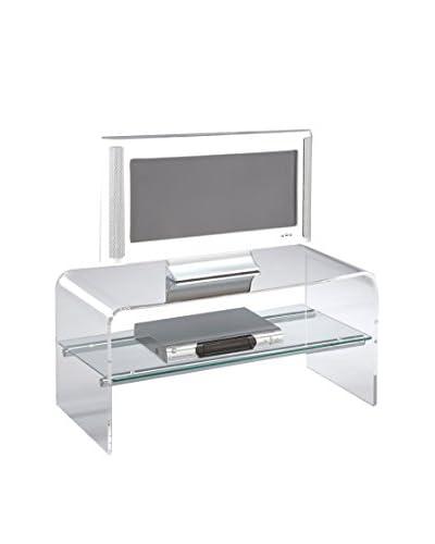 Contemporary Kitchen  Mueble Para Tv Eclissi Transparente