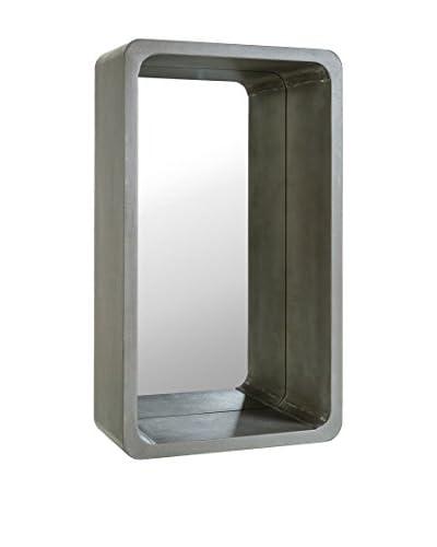 Espejo de Pared Gris