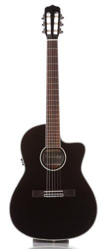 Cordoba Fusion 14 Jet Acoustic Electric Nylon String Classical Guitar