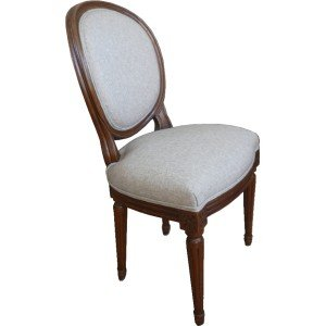 Chaise medaillon pas cher for Chaise medaillon