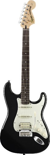 squier-by-fender-stratocaster-fat-hss-black-metallic-standard-electric-guitars-stratocaster