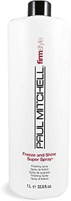 Paul Mitchell firm style Freeze & Shine Super Spray, 33.8 oz