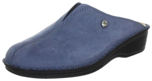 Hans Herrmann Collection HHC Slippers Womens Blue Blau (blau) Size: 6 (39 EU)