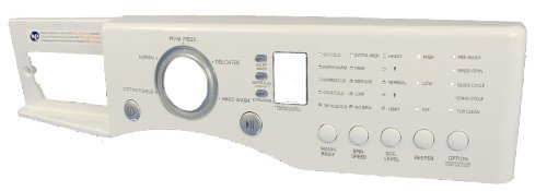 LG Electronics AGL31533001 Washing Machine Touchpad and Control Panel, White by LG Electronics