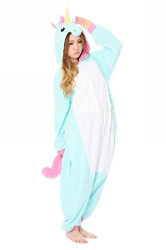 3abe4f1855 Disfraz Unisexo Adulto Animal unicornio Pijama