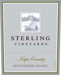 Sterling Vineyards Sauvignon Blanc Napa County 2008 750Ml
