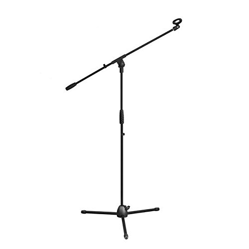Pyle-Pro PMKS3 Tripod Microphone Stand W/ Extending Boom (Mic Stand Boom compare prices)