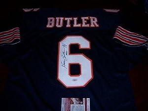 Kevin Butler Signed Jersey - sbxx georgia Bulldogs Jsa coa by Sports+Memorabilia