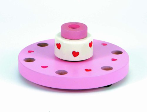 Niermann Standby Birthday Music Box, Pink, Maxi,