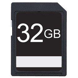 Transcend 32 GB Class 10 SDHC Flash Memory Card (TS32GSDHC10)
