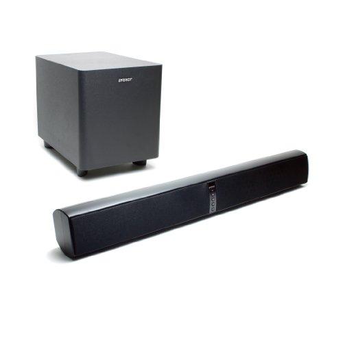 Energy Power Bar Soundbar with Wireless Subwoofer (Satin Black)