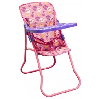 Minnie Mouse Doll High Chair Kids Toys
