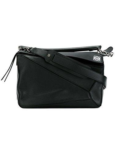 loewe-womens-32230k741110-black-leather-handbag