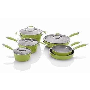 Green Cookware Green Ceramic Cookware On Sale