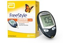 freestyle freedom lite blood glucose