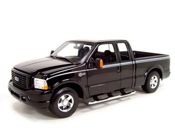 Buy 2004 Ford F-350 Harley Davidson Diecast Model 1:18 Die Cast Car