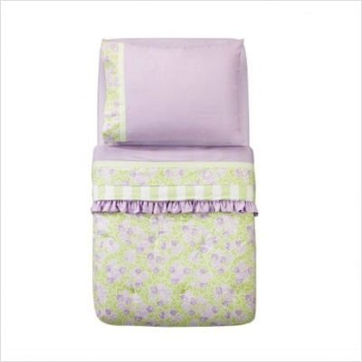 Bundle-57 Flower Basket Canopy in Lilac
