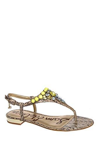Dayton Thong Low Heel Sandal