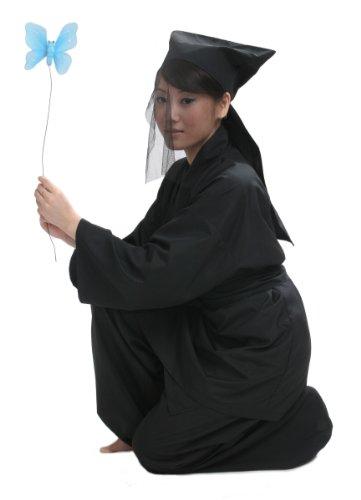 名脇役!黒子さん 黒 UNISEX
