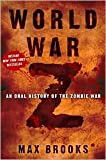 World War Z 1st (first) edition Text Only Max Brooks