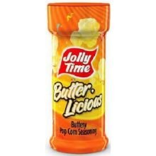 Jolly Time Popcorn, Butter, 3.25 Ounce (Pack Of 6)
