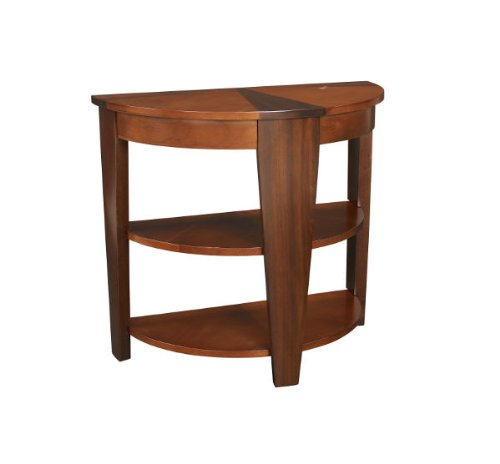 Cheap Oasis Demilune End Table (T2003419-00)