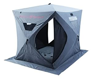 ArcticShield Single Layer Ice Fishing Shelter with Floor by Onyx