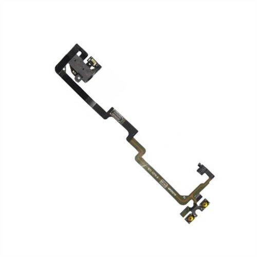 Headphone Audio Port Flex Cable For Iphone 4 Cdma