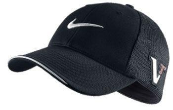 a2c7d53e2a6 Nike VR 2010 Golf Cap Hat Tour Swoosh Flex Mesh BL M L