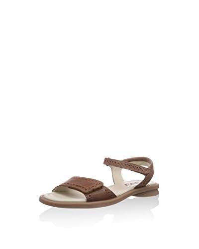 MOD8 Sandalo Flat [Marrone]