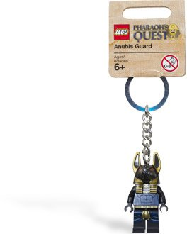 LEGO 853167- Anubis Guard Key Chain - 1