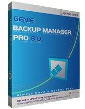 Genie Backup Manager Professional V8.0