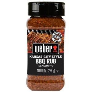 10 oz (Pack of 2) : Barbecue Seasoning : Grocery & Gourmet Food