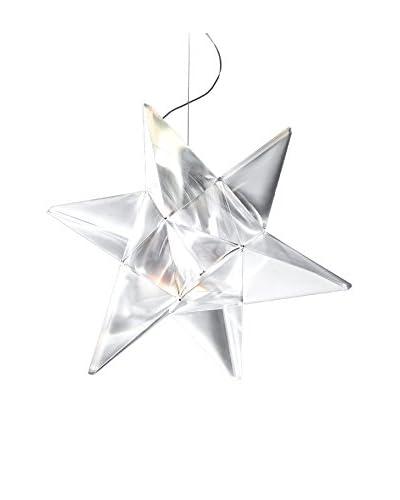 SLAMP Lámpara de techo Superstar Media Transparente