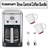 Cuisinart DCC-2600 Factory-Reconditioned Brew Central 14-Cup Programmable O ....