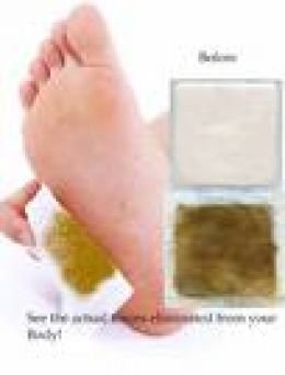 Home Foot Pad - 5 Day Detox *With natural cleansing ingredients*