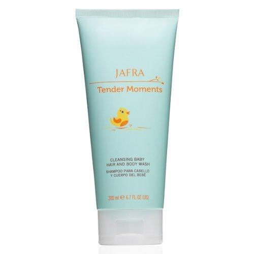 Jafra Tender Moments Baby Hair & Body Wash, 6.7 Fl Oz - 1