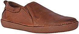 Pinellii Mens Casual Leather Slip On B01LF2LVBI