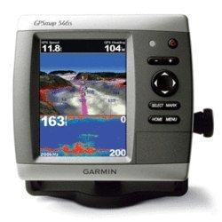 Garmin GPSMAP 546S Chartplotter/Fishfinder Combo w/o Transducer