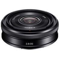 Sony  SEL-20F28 E-Mount 20mm F2.8 Prime Lens