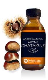 Arôme alimentaire naturel Chataigne 50ml
