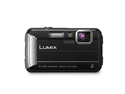 Panasonic DMC-TS30K LUMIX Active Lifestyle Tough Camera (Black)