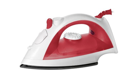 Steam Iron Self Clean - Powerblast 1200 W (Red)
