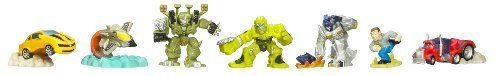Transformers Movie 2 Robot Heroes - Battle for the Allspark by Transformers