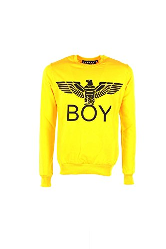 Boy London BL352 Felpa Uomo Giallo S
