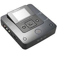 Sony VRDMC6 DVDirect Compact Size DVD Burner with AVCHD Recording