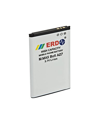 ERD 1000mAh Battery (For Micromax Bolt A27/A85)